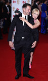 Ashley Taylor Photo - London UK Ashley Taylor Dawson and Lysette Anthony at The Virgin TV British Academy (BAFTA) Television Awards 2017 held at The Royal Festival Hall Belvedere Road London on Sunday 14 May 2017Ref LMK392 -J280-150517Vivienne VincentLandmark Media WWWLMKMEDIACOM