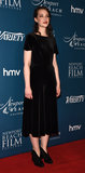 Annes Elwy Photo - London UK Annes Elwy at The Newport Beach Film Festival UK Honours Event held at The Rosewood Hotel High Holburn London on Thursday 15 February 2018 Ref LMK392 -J1575-160218Vivienne VincentLandmark Media WWWLMKMEDIACOM
