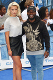 Akin Solanke-Caulker Photo - London UK Olivia Bentley and Akin Solanke-Caulker at Valerian And The City Of A Thousand Planets - European film premiere - at the Cineworld Empire Leicester Square London on July 24th 2017Ref LMK73-J558-250717Keith MayhewLandmark MediaWWWLMKMEDIACOM
