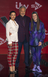 Tom Jones Photo - London UK  Bethzienna Williams Tom Jones and Deana Walmsley at The Voice UK Final 2019 photocall at Elstree Studios on April 4 2019 in Borehamwood EnglandRef LMK386-J4690-050419Gary MitchellLandmark MediaWWWLMKMEDIACOM