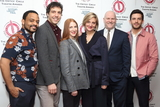 Ashley Campbell Photo - London UK Ashley Campbell Alex Gaumond Rosalie Craig Marianne Elliott Christopher Harper and Jonathan Bailey at The Critics Circle Theatre Awards at the Prince of Wales Theatre Coventry Street London on 29th January 2019Ref LMK73-J4279-300119Keith MayhewLandmark Media WWWLMKMEDIACOM