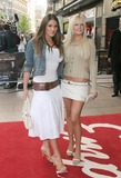 Lucy Pinder Photo - London Lucy Pinder and Michelle Marsh arrive at The Interpreter UK charity premiere at Leicester Square14 April 2005Jenny RobertsLandmark Media