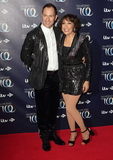 Didi Conn Photo - London UK Didi Conn and Lukasz Rozycki at Dancing On Ice red carpet launch at the Natural History Museum Ice Rink Kensington London on Tueday December 18th 2018Ref LMK73-J4069-191218Keith MayhewLandmark MediaWWWLMKMEDIACOM