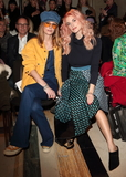 Ashley James Photo - London UK Ashley James and Charlotte de Carle   at the Front Row at the LFW aw 2018 Mimi Tran show at The Freemasons Hall Great Queen Street London  17 February 2018 Ref LMK73-S1153-180218Keith MayhewLandmark Media WWWLMKMEDIACOM