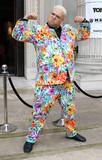 Heavy D Photo - London UK Heavy D at Celebrity arrivals at London Fashion Week - Day 3 London  February 19th 2017Ref LMK73 -61732-200217Keith MayhewLandmark Media WWWLMKMEDIACOM