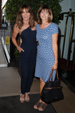 Annabel Giles Photo - London UK Lizzie Cundy and Annabel Giles  at KISS Nails and Lashes x Billie Faiers - launch party at The Marylebone Hotel in London Thursday 16th August 2018Ref LMK73-J2504-170818Keith MayhewLandmark MediaWWWLMKMEDIACOM