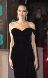 Angelina Jolie Photo - London UK  Angelina Jolie   at  the EE British Academy Film Awards (BAFTA) held at Royal Albert Hall on February 18 2018 in London 18th February 2018Ref LMK386-S1156-180218Gary MitchellLandmark Media WWWLMKMEDIACOM