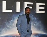 Ariyon Bakare Photo - London UK Ariyon Bakare at the Life film photo call at The Corinthia Hotel Whitehall Place London England UK on Thursday 16 March 2017Ref LMK315-63140-160317Can NguyenLandmark Media WWWLMKMEDIACOM