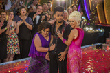 Aston Merrygold Photo - LondonUK (L-R) Susan Calman Aston Merrygold and Debbie McGee at  the Strictly Come Dancing 2017 red carpet launch TV premiere at The Piazza on 28th August  2017  RefLMK386-S622-290817  Gary MitchellLandmark Media WWWLMKMEDIACOM