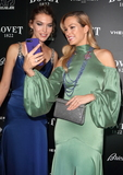 Arizona Muse Photo - London UK   Arizona Muse and Petra Nemcova  at  BOVET 1822 Brilliant is Beautiful Gala benefitting Artists for Peace and Justices Global Education Fund for Woman and Girls at Claridges Hotel 1st December 2017 Ref LMK73-S965-021217Keith MayhewLandmark Media WWWLMKMEDIACOM