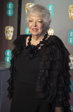 Thelma Schoonmaker Photo - London UK  Thelma Schoonmaker    at EE British Academy Film Awards at the Royal Albert Hall Kensington London on Sunday February 10th 2019Ref LMK386-S2120-120219Gary MitchellLandmark Media WWWLMKMEDIACOM