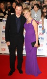 Andrew Lancel Photo - London UK  Andrew Lancel and Sally Dynevor    at the red carpet arrivals for the National Television Awards the O2 Arena London 25th January 2012Keith MayhewLandmark Media
