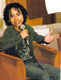 Noah Gray-Cabey Photo - Northampton UK Noah Gray Cabey at the Eclipse - Unofficial Heroes Convention at the Park Inn Hotel in Northampton UK14-16th March 2008Andy LomaxLandmark Media