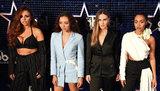 Perrie Edwards Photo - London UK Little Mix - Jesy Nelson Jade Thirlwall Perrie Edwards and Leigh-Anne Pinnock at The Global Awards held at Eventim Apollo Hamersmith London on Thursday 1 March 2018 Ref LMK392-J1601-020318Vivienne VincentLandmark Media WWWLMKMEDIACOM