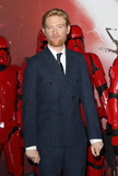 DOMHNALL GLEESON Photo - London UK Domhnall Gleeson at European Premiere of Star Wars The Rise of Skywalker at Cineworld Leicester Square London on December 18th 2019Ref LMK73-J5936-191219Keith MayhewLandmark Media  WWWLMKMEDIACOM