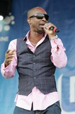 Andy Abraham Photo - Tamworth West Midlands Andy Abraham at the Midlands Music Festival held at Tamworth Castle in aid of Just 1 Life a Childrens Charity 8th August 2009Charlie HarperLandmark Media