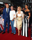 Amanda Holden Photo - London UK David Walliams Simon Cowell Amanda Holden Alesha Dixon  at Britains Got Talent photocall held at The London Palladium Argyll Street London on Sunday 29 January 2017Ref LMK73-62720-290117Keith MayhewLandmark Media  WWWLMKMEDIACOM