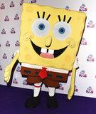 Spongebob Squarepants Photo - London UK Sky Kids character - Spongebob Squarepants    at The Sky Kids Cafe Launch Party held at The Vinyl Factory Marshall Street London on Sunday 29 May 2016 Ref LMK392-60616-300516Vivienne VincentLandmark Media WWWLMKMEDIACOM