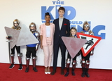 Angus Imrie Photo - London UK Rhianna Dorris and Angus Imrie at The Kid Who Would Be King Gala screening at the Odeon Luxe Leicester Square London on Sunday 3rd February 2019Ref LMK73-J4290-040218Keith MayhewLandmark MediaWWWLMKMEDIACOM