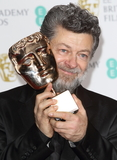 Andy Serkis Photo - London UK Andy Serkis at BAFTA British Academy Film Awards - Winners Room - at the Royal Albert Hall Kensington London on February 2nd 2020Ref LMK73 -J6087-030220Keith Mayhew Landmark Media WWWLMKMEDIACOM