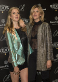 Annabelle Simpson Photo - London UK Annette Felder (L) and Annabel Simpson  at  The Veuve Clicquot Widow Series By Carine Roitfeld And CR Studio on October 19 2017 in London EnglandRef LMK386-J989-201017Gary MitchellLandmark MediaWWWLMKMEDIACOM