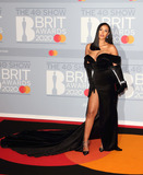 Maya Jama Photo - LondonUK  Maya Jama   at 40th Brit Awards Red Carpet arrivals The O2 Arena London 19th February 2020 RefLMK73-S2890-190220Keith MayhewLandmark MediaWWWLMKMEDIACOM