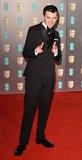 Asa Butterfield Photo - London UK Asa Butterfield at the 73rd British Academy Film Awards held at The Royal Albert Hall South Kennsington on Sunday 2 February 2020 Ref LMK392-S2827-040220Vivienne VincentLandmark Media WWWLMKMEDIACOM