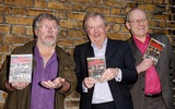 At Last Photo - London The Goodies Bill Oddie Graeme Garden and Tim Brooke-Taylor show off their latest DVD At Last A Second Helping outside the Prince Charles Cinema12 February 2005Ali KadinskyLandmark Media