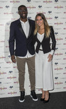 Genesis Photo - London UK Pedro Obiang and Guest  at  the UK Premiere of Iron Men at the Mile End Genesis Cinema on March 2nd 2017 in London EnglandRef LMK386-63058-030317Gary MitchellLandmark Media WWWLMKMEDIACOM