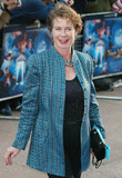 Celia Imrie Photo - London  Actress Celia Imrie at the Empire Cinema Leicester Square West end for The World Charity Premiere of Nanny McPhee09 October 2005Paul AshbyLandmark Media
