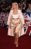 Amanda Holden Photo - London UK Amanda Holden at Britains Got Talent photocall held at The London Palladium Argyll Street London on Sunday 29 January 2017Ref LMK392-62709-290117Vivienne VincentLandmark Media WWWLMKMEDIACOM