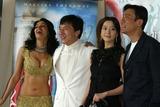 Tony Leung Ka Fai Photo - Cannes France Jackie Chan Kim Hee-Seon Tony Leung Ka fai and Mallika Sherawat at the photocall for the movie THE MYTH at the Cannes Film Festival17 May 2005Jenny RobertsLandmark Media
