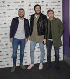 Genesis Photo - London UK Robert Snodgrass Andy Carroll and Aaron Cresswell  at  the UK Premiere of Iron Men at the Mile End Genesis Cinema on March 2nd 2017 in London EnglandRef LMK386-63058-030317Gary MitchellLandmark Media WWWLMKMEDIACOM