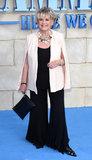 Gloria Hunniford Photo - London UK Gloria Hunniford at The World Premiere of Mamma Mia Here We Go Again held at Eventim Apollo Hammersmith on Monday 16 July 2018Ref LMK392-J2320-170718Vivienne VincentLandmark Media WWWLMKMEDIACOM