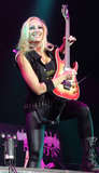 Nita Strauss Photo - London UK Nita Strauss performing live at The first Stone Free Festival at the O2 Arena London on June 18th and 19th 2016Ref LMK73-60326-200616Keith MayhewLandmark Media WWWLMKMEDIACOM