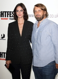 Alexandre Aja Photo - LondonUK   Kaya Scodelario with Director Alexandre Aja    at  Come To Daddy screening -  FrightFest 2019 Opening Night at the Cineworld Empire 22nd August 2019 RefLMK73-S2755-230819Keith MayhewLandmark Media WWWLMKMEDIACOM