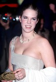 Alexandra Aitkin Photo - LondonAlexandra Aitkin arrives athe Premiere of The Talented Mr Ripley in Leicester Square14th February 2000Picture by Trevor MooreLandmark Media