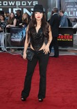 Selina Lo Photo - London UK Selina Lo at the UK Premiere of Cowboys  Aliens at The O2 North Greenwich London 11th August 2011 Evil ImagesLandmark Media