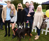 Anais Gallagher Photo - London UK 050915Reece Bibby Anais Gallagher Meg Matthews Kirk Norcross Scarlett and Holli Willis  at PupAid 2015 at Primrose Hill LondonSaturday 5 September 2015Ref LMK392-00000-060915Vivienne VincentLandmark Media WWWLMKMEDIACOM