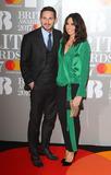 Christine Bleakley Photo - London UK Frank Lampard and Christine Bleakley at The BRIT Awards 2017 at The O2 Peninsula Square London on February 22nd 2017Ref LMK73-63022-230217Keith MayhewLandmark MediaWWWLMKMEDIACOM