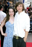 Anna Popplewell Photo - London Anna Popplewell and William Moseley at the European Premiere of  Pirates of the Caribbean Dead Mans Chest held at the Odeon Leicester Square03 July 2006Keith MayhewLandmark Media
