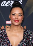 Aisha Tyler Photo - HOLLYWOOD LOS ANGELES CA USA - MARCH 04 Actress Aisha Tyler arrives at the Los Angeles Premiere Of Marvel Studios Captain Marvel held at the El Capitan Theatre on March 4 2019 in Hollywood Los Angeles California United States (Photo by David AcostaImage Press Agency)