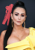 JWoww Photo - NEWARK NEW JERSEY USA - AUGUST 26 Jenni JWoww Farley arrives at the 2019 MTV Video Music Awards held at the Prudential Center on August 26 2019 in Newark New Jersey United States (Photo by Xavier CollinImage Press Agency)