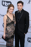 Ashley Hinshaw Photo - LOS ANGELES CA USA - JANUARY 27 Ashley Hinshaw and husbandactor Topher Grace arrive at the 25th Annual Screen Actors Guild Awards held at The Shrine Auditorium on January 27 2019 in Los Angeles California United States (Photo by Xavier CollinImage Press Agency)