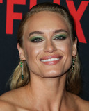 Leven Rambin Photo - HOLLYWOOD LOS ANGELES CA USA - MARCH 18 Actress Leven Rambin arrives at the Los Angeles Premiere Of Netflixs The Dirt held at ArcLight Cinemas Hollywood on March 18 2019 in Hollywood Los Angeles California United States (Photo by Xavier CollinImage Press Agency)
