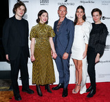 Ben Rosenfield Photo - MANHATTAN NEW YORK CITY NEW YORK USA - NOVEMBER 12 Ben Rosenfield Annabelle Attanasio James Badge Dale Camila Morrone and Rebecca Henderson arrive at the New York Premiere Of Utopias Mickey And The Bear held at Mondrian Terrace Park Avenue on November 12 2019 in Manhattan New York City New York United States (Photo by William PerezImage Press Agency)