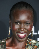 Alek Wek Photo - MANHATTAN NEW YORK CITY NEW YORK USA - SEPTEMBER 06 Alek Wek arrives at the 2019 Harpers BAZAAR Celebration of ICONS By Carine Roitfeld held at The Plaza Hotel on September 6 2019 in Manhattan New York City New York United States (Photo by Xavier CollinImage Press Agency)