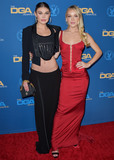 Cambrie Schroder Photo - LOS ANGELES CALIFORNIA USA - JANUARY 25 Cambrie Schroder and Faith Schroder arrive at the 72nd Annual Directors Guild Of America Awards held at The Ritz-Carlton Hotel at LA Live on January 25 2020 in Los Angeles California United States (Photo by Image Press Agency)