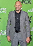 The Game Photo - HOLLYWOOD LOS ANGELES CALIFORNIA USA - SEPTEMBER 05 James Wilks arrives at the Los Angeles Premiere Of The Game Changers held at ArcLight Cinemas Hollywood on September 5 2019 in Hollywood Los Angeles California United States (Photo by Image Press Agency)