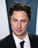 Zach Braff Photo - BEVERLY HILLS LOS ANGELES CALIFORNIA USA - FEBRUARY 09 Zach Braff arrives at the 2020 Vanity Fair Oscar Party held at the Wallis Annenberg Center for the Performing Arts on February 9 2020 in Beverly Hills Los Angeles California United States (Photo by Xavier CollinImage Press Agency)